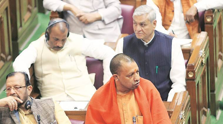 UP budget, budget 2019, Uttar Pradesh budget session , yogi adityanath budget, yogi adityanath UP CM, UP budget state assembly, india news, latest news, indian express