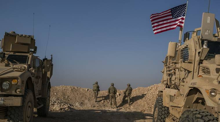 Donald Trump withdraws US forces from Syria, declaring victory against ISIS