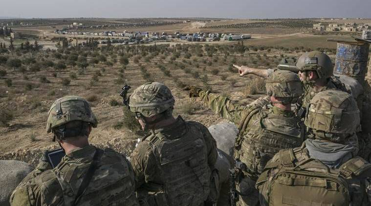 US troops, US troops syria, Syria war, US-Syria, donald Trump, US on Syria war, US withdraws troops, world news