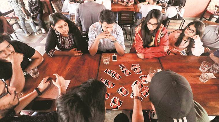 gaming, comic con, uno championship, uno fans, indian express, mumbai news, mumbai culture