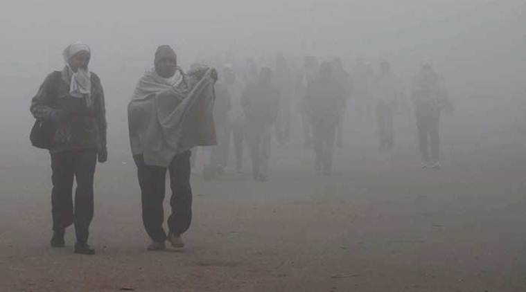 cold wave Delhi, Delhi weather, Delhi coldest day, lowest temperature in Delhi, Met department, Delhi news, India news, Indian Express
