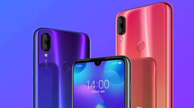 Xiaomi Mi Play with Waterdrop Notch & Helio P35 SoC Launched