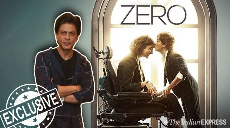Shah Rukh Khan With Zero I Hope People Understand How Amazingly