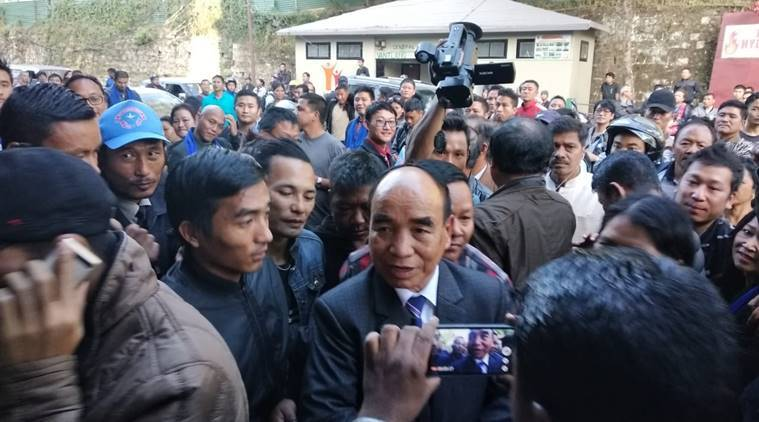 Zoram People's Movement promises to end Mizoram's bi-polar contests.