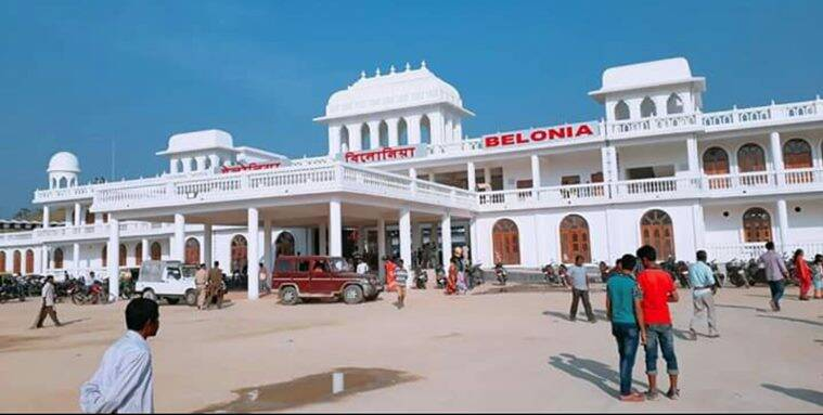 Belonia, Belonia train, Belonia railway station, Santirbazaar Belonia route, Train route Belonia, Tripura railways, Indo pak war 1965, 1965 war, Tripura indo pak war 1965, Belonia tripura, north east news, indian express