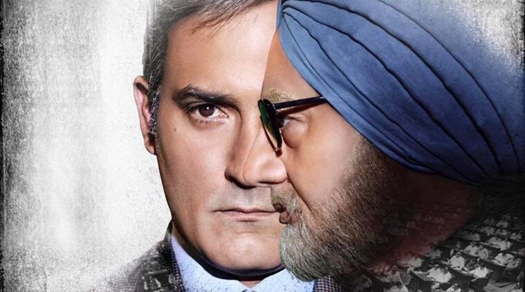The Accidental Prime Minister poster, anupam kher, accident prime minister missing youtube, video gone missing anupam kher slams YouTube, accidental prime minsiter memes, Akshaye Khanna, viral video, trending news, indian express, indian express news