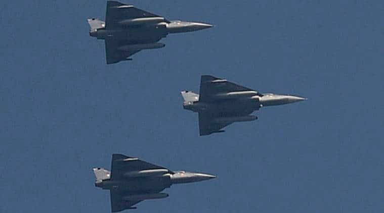 tejas aircraft, tejas combat aircraft, IAF tejas capabilities, Indian air force, Indian Air force HAL Tejas, Tejas aircraft India defence, india news, india defence news, rafale deal, indian express