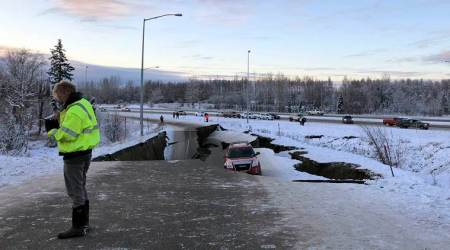 There were no immediate reports of casualties or damage, from the earthquake. (Representational/AP)
