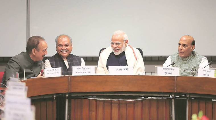 Parliament winter session, winter session, Narendra Modi, Joint Parliamentary Committee, JPC Rafale deal, Rafale deal price, assembly elections results, indian express