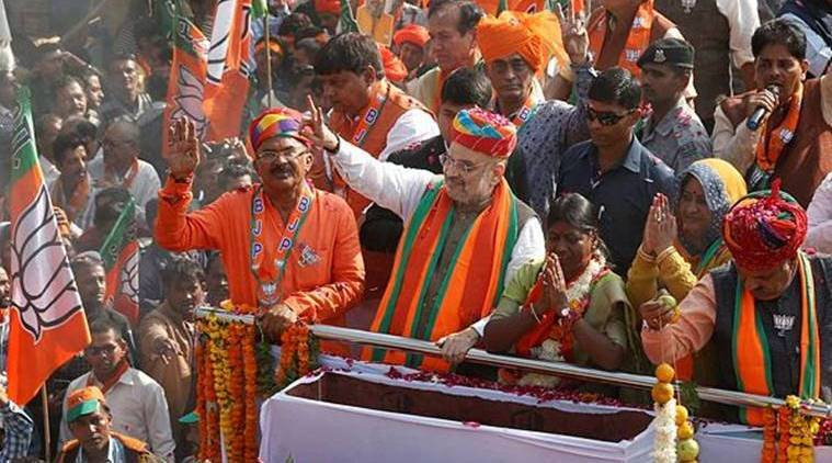 The Rath Yatra was scheduled to be flagged off by BJP chief Amit Shah in December.