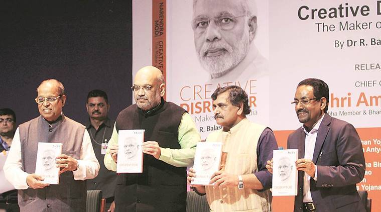 A person who is firm can't be called autocratic: Amit Shah on Narendra Modi
