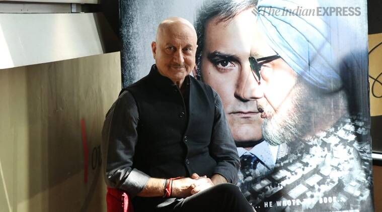 anupam kher on the accidental prime minister