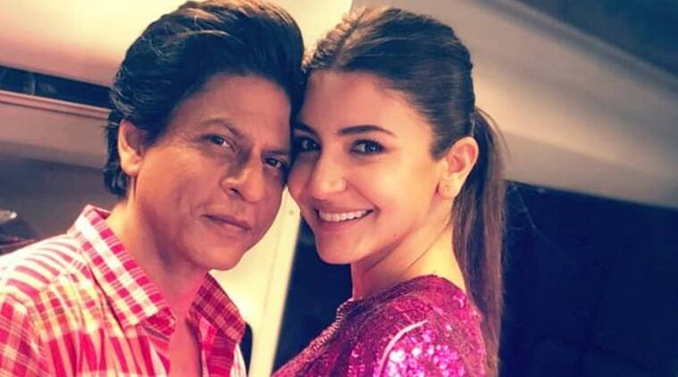 anushka sharma and shah rukh khan in zero