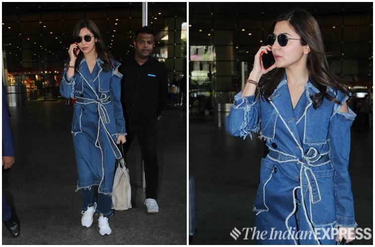 Zero promotions: Anushka Sharma dressed to impress in these uber-cool outfits
