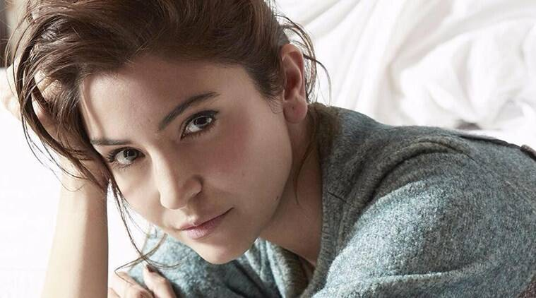 Anushka Sharma cuts out a pretty picture on the cover of this magazine