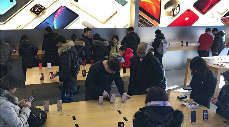 Apple, Apple vs Qualcomm, Apple China, Apple iPhone ban China, Apple vs Qualcomm case, Apple patent case Qualcomm, Apple shares