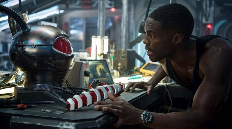 Aquaman's Yahya Abdul-mateen Ii On Black Manta's Motivation: He Wants Revenge For His Father's Death