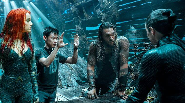 aquaman 2 in development james wan