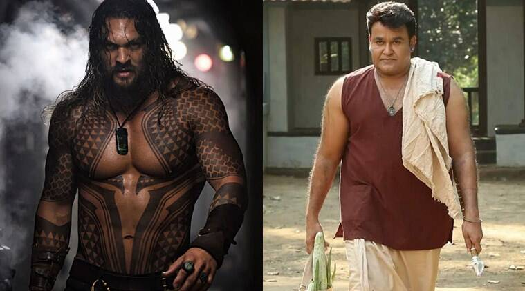 Aquaman and Odiyan full movie leaked online by Tamilrockers