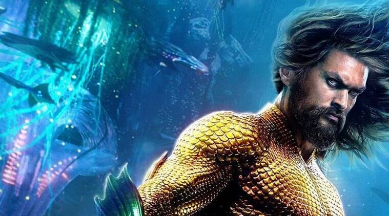 'Aquaman' stays strong with $51.5 million in second weekend