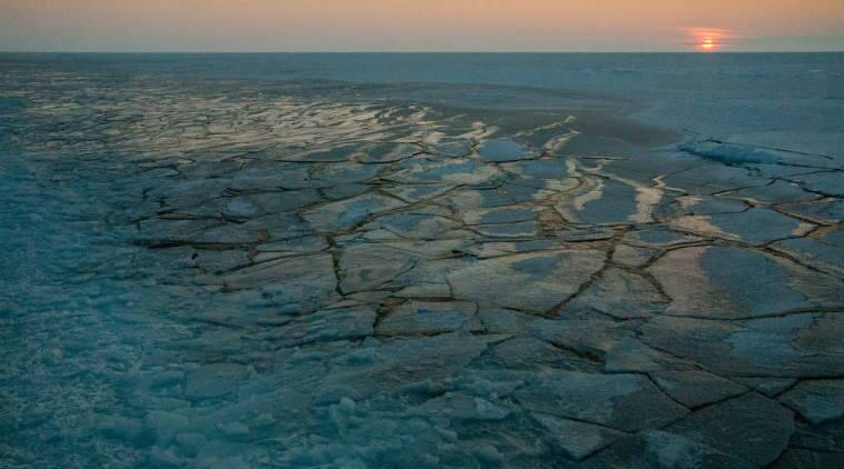 Wintertime ice growth in Arctic sea slows long-term decline: NASA