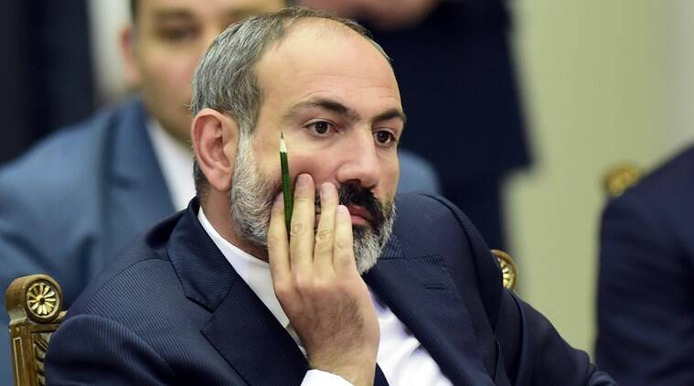 Armenians set to cast ballots in snap parliamentary vote