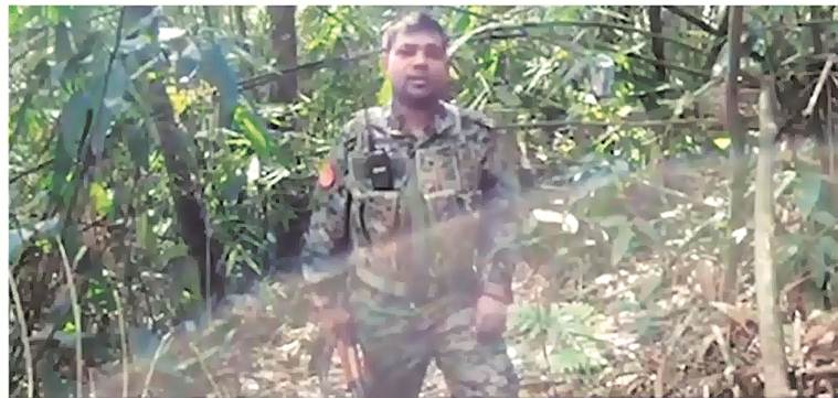 Software engineer from Assam joins ULFA(I), uploads video