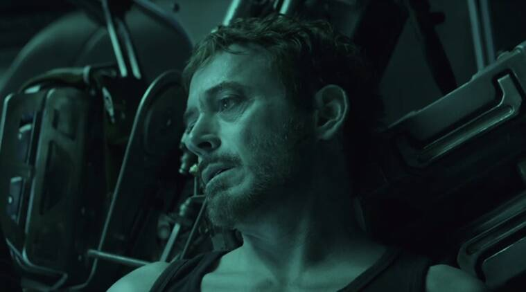 tony stark survives in avengers endgame