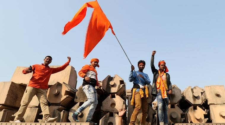 VHP's rally in Delhi today: Demand of bill for Ram Temple construction on agenda