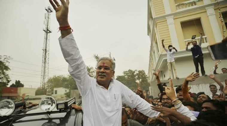 Chhattisgarh CM race LIVE Updates Bhupesh Baghel