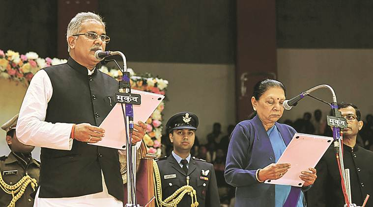 Bhupesh Baghel was appointed as the chief minister of Chhattisgarh on Thursday. (File)
