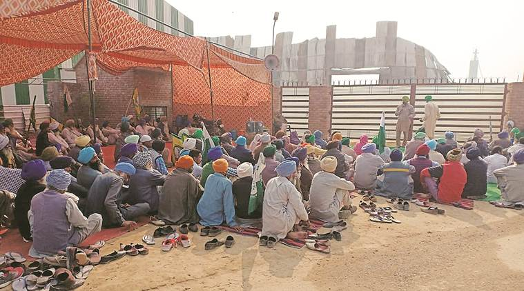 Punjab: Barnala fire victims' kin sit on dharna outside factory, FIR filed against owners