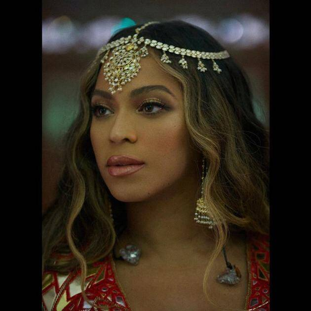 beyonce in india