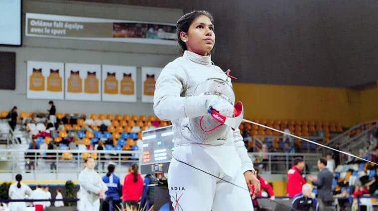 Bhavani Devi, Bhavani Devi fencing