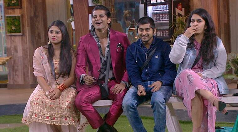 bigg boss 12 weekend ka vaar