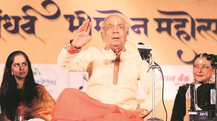 Birju Maharaj Kathak, 'little ustad' and jugalbandis mark grand finale of 66th Sawai Gandharva festival