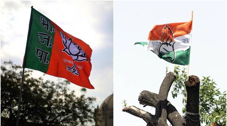 The BJP witnessed a minor erosion in votes across these states, and the Congress gained more than that slide. (Representational Image)