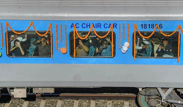 PM flags off New Intercity express train