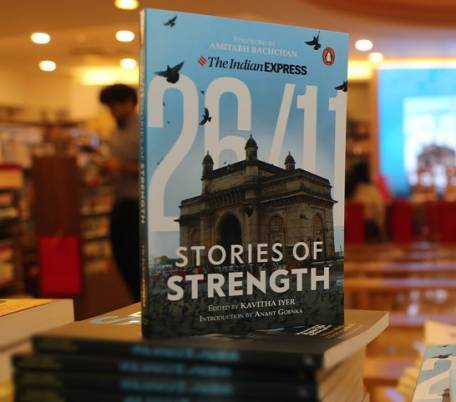 26/11 Stories of Strength: Book reading session held in Mumbai