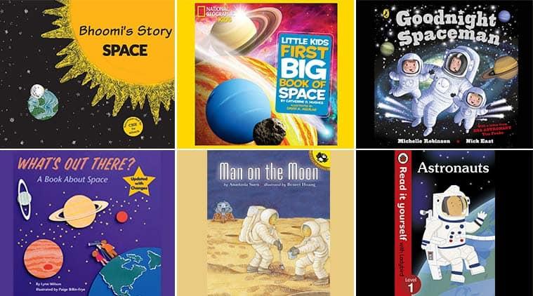 children books space