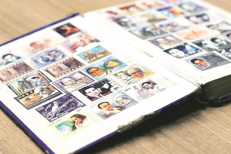 In stamp-size: A giant passion for Bollywood films & actors gets a nod from Limca Book of Records