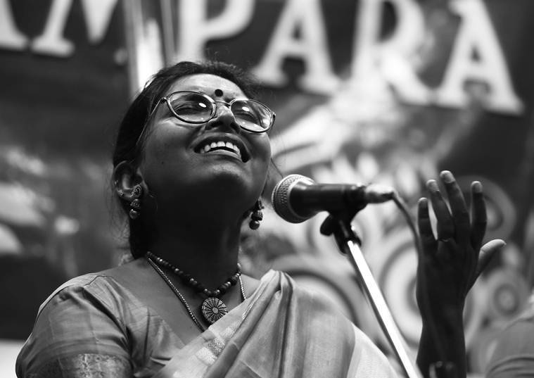 Brindha Manickavasaka, Carnatic musician, Suguna Vardachari, Carnatic music, classical music,Margazhi month, Tamil Nadu musicians, classical singer, India news, Indian Express