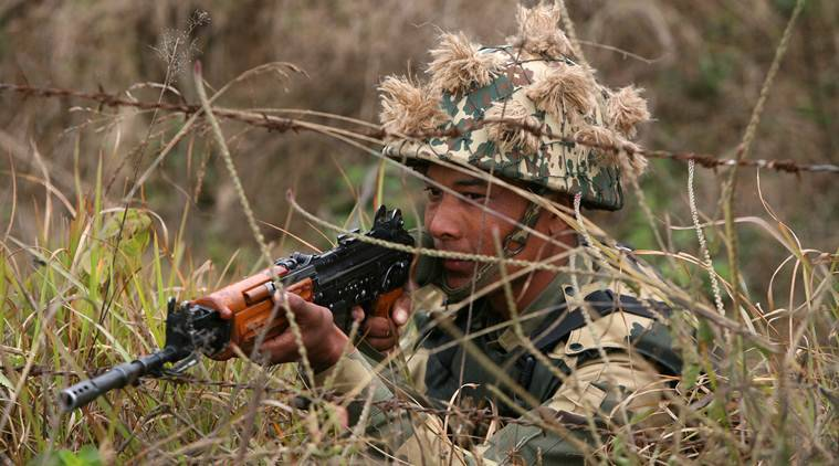 BSF rounds up 96 infiltrators in 5 years from Gujarat's border with Pakistan
