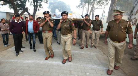 Bulandshahr violence: Four Muslims arrested under charges of cow slaughter