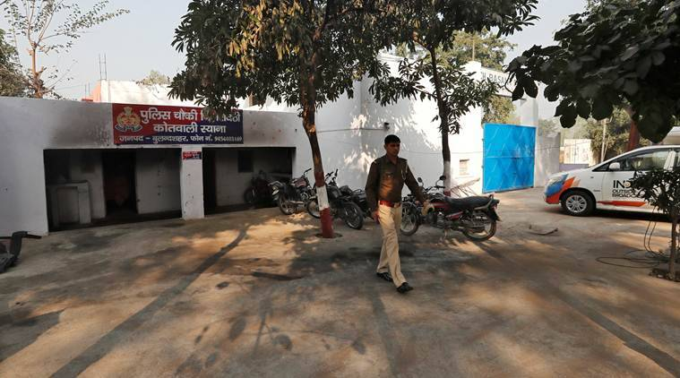Bulandshahr violence: Two UP cops transferred
