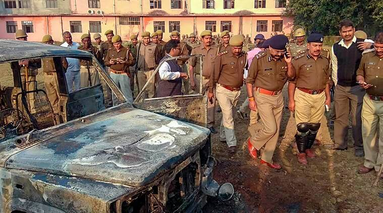 Bulandshahr violence: After a BJP MP backed accused, another takes aim at murdered SHO