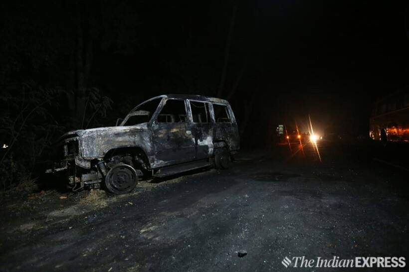 Bulandshahr violence: UP cop, civilian killed in mob attack over cow slaughter