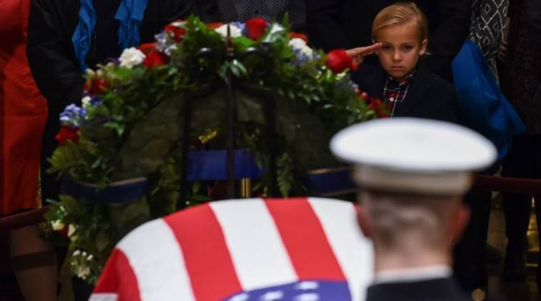 USPS limiting service Wednesday to mourn George HW Bush