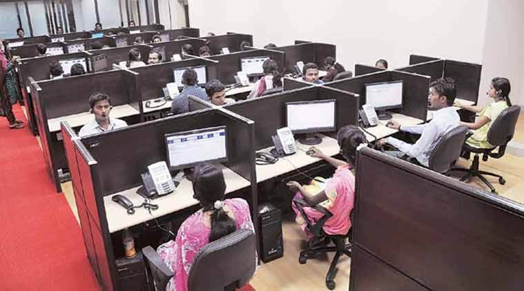 fake call centre, 126 arrested for running fake call centre, fake call centre in noida, noida fake call centre, duping us citizens, call centre fraud, indian express