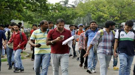 In new civil service recruits, dip in those taking exams in Hindi